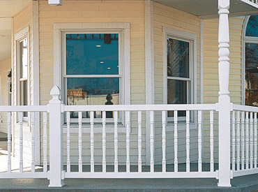 Vinyl Railing Heartland Deck Amp Fence Peoria Il